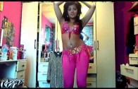 Belly dance by Farrah