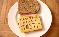 How To make a Tosti!