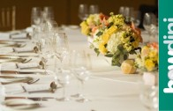Wedding Menus: Wedding reception menu ideas