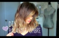 DIY: Balayage or Ombre at Home!