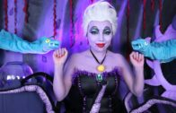 Halloween Makeup Tutorial Witch | Disney's Ursula