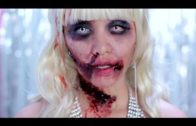 Halloween Makeup Zombie Barbie Tutorial